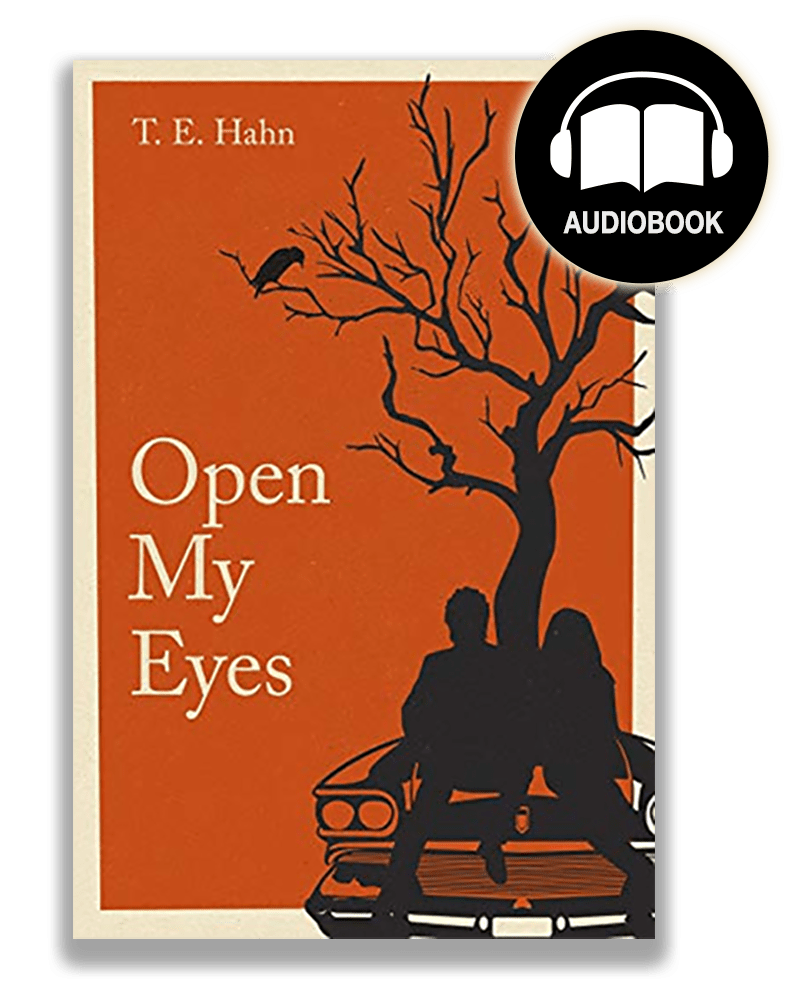 Open My Eyes Audiobook Cover